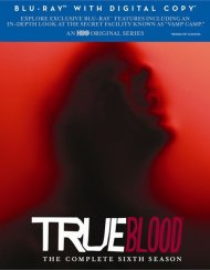 True Blood: The Complete Sixth Season (Blu-ray + Digital Copy + UltraViolet)