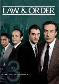 Law & Order: The Third Year (Repackage)
