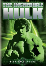 Incredible Hulk, The: The Complete Fifth Season (Repackage)
