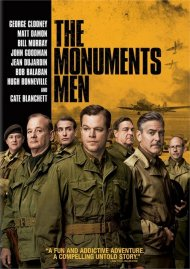 Monuments Men, The (DVD + UltraViolet)