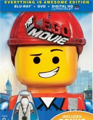 Lego Movie 3D, The (Blu-ray 3D + Blu-ray + DVD + UltraViolet)