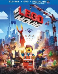 Lego Movie, The (Blu-ray + DVD + UltraViolet)