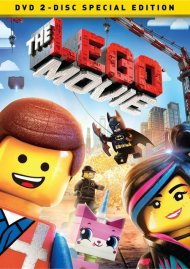 Lego Movie, The: Special Edition (DVD + UltraViolet)