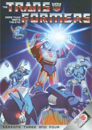 Transformers: Seasons Three And Four