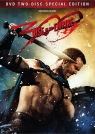 300: Rise Of An Empire (Special Edition) (DVD + UltraViolet)