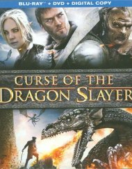 Curse Of The Dragon Slayer (Blu-ray + DVD Combo)