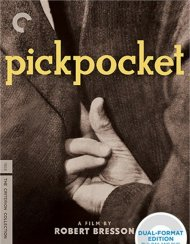 Pickpocket: The Criterion Collection (Blu-ray + DVD Combo)