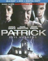 Patrick: Evil Awakens (Blu-ray + DVD + Digital HD)