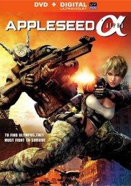 Appleseed: Alpha (DVD + UltraViolet)