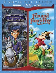 Adeventures Of Ichabod And Mr. Toad / Fun And Fancy Free: 2 Movie Collection (Blu-ray + DVD + Digital Copy)