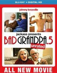 Jackass Presents: Bad Grandpa .5  (Blu-ray + UltraViolet)
