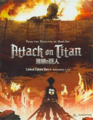 Attack On Titan: Part 1 - Limited Edition