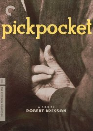 Pickpocket: The Criterion Collection