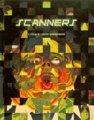 Scanners: The Criterion Collection (Blu-ray + DVD Combo)