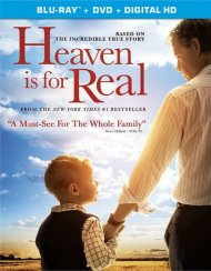 Heaven Is For Real (Blu-ray + DVD + Digital HD)