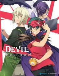 Devil Is A Part-Timer!, The: The Complete Series - Limited Edition