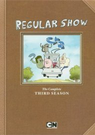 Regular Show: The Complete Third Seasons