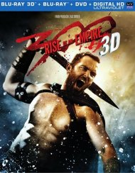 300: Rise Of An Empire (Blu-ray 3D + Blu-ray + DVD + UltraViolet)