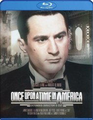 Once Upon A Time In America: Extended Directors Cut (Blu-ray + UltraViolet)