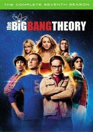 Big Bang Theory, The: The Complete Seventh Season
