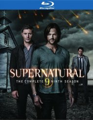 Supernatural: The Complete Ninth Season (Blu-ray + UltraViolet)