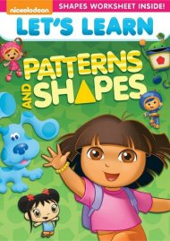 Lets Learn: Patterns And Shapes