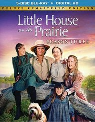 Little House On The Prairie: Season 3 (Blu-ray + UltraViolet)
