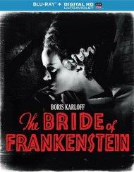 Bride Of Frankenstein, The (Blu-ray + UltraViolet)