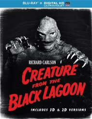 Creature From Black Lagoon, The (Blu-ray + UltraViolet)