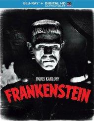 Frankenstein (Blu-ray + UltraViolet)