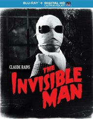 Invisible Man, The (Blu-ray + UltraViolet)