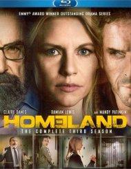 Homeland: The Complete Season Three