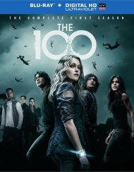 100, The: The Complete First Season (Blu-ray + UltraViolet)