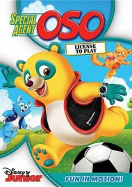 Special Agent Oso: License To Play
