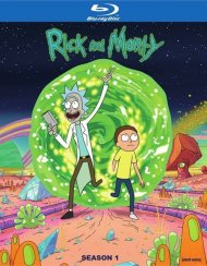 Rick And Morty: The Complete First Season (Blu-ray + UltraViolet)