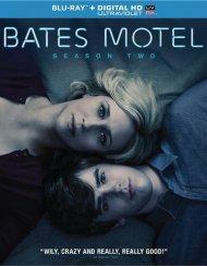 Bates Motel: Season Two (Blu-ray + UltraViolet)