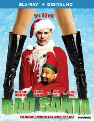 Bad Santa (Blu-ray + UltraViolet)