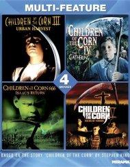 Children Of The Corn 4-Film (Blu-ray + Digital HD)