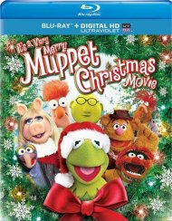 Its A Very Merry Muppet Christmas Movie (Blu-ray + UltraViolet)
