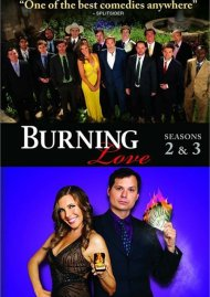 Burning Love: The Complete Second And Third Seasons