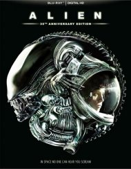 Alien: 35th Anniversary Limited Edition Set  (Blu-ray + UltraViolet)