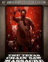 Texas Chainsaw Massacre: 40th Anniversary (Blu-ray + DVD)