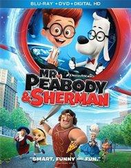 Mr. Peabody & Sherman (Blu-ray + UltraViolet)