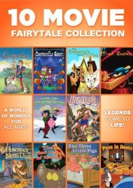 10 Movie Fairytale Collection