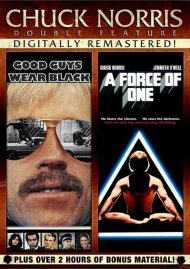 Chuck Norris Double Feature: Good Guys Wear Black / A  Of One