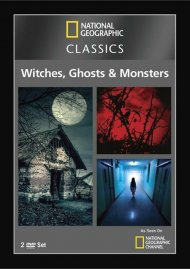 National Geographic Classics: Witches, Ghosts & Monsters