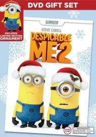 Despicable Me 2 - Limited Edition Holiday DVD Gift Set