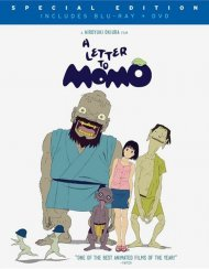 Letter To Momo, A (Blu-ray + DVD Combo)