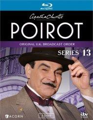 Agatha Christies Poirot: Series 13