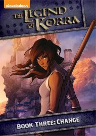Legend Of Korra, The: Book Three - Change
